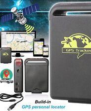 Nuevo Mini GPS Rastreador Magnético Coche vehículo espía personal seguimiento en tiempo real TK102
