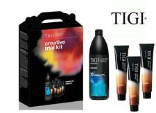 TONI TIGI COPYRIGHT COLOUR CREATIVE TRIAL KIT 8 SHADES & 1 ACTIVATOR 1L