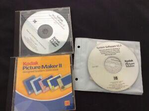 Kodak PictureMaker II Kiosk System Restore Recovery Installation Software CD 2.3