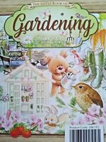 24 x A6 FROM HUNKYDORY LITTLE BOOK OF GARDENING TOPPER CARD MAKING SCRAPBOOKING