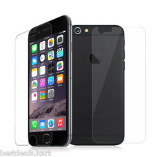 "Front & Back Tempered Glass Screen Guard Protector for Apple iPhone 6/6S (4.7"")"