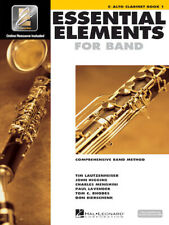 Essential Elements For Band - Alto Clarinet Book 1
