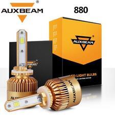 AUXBEAM Series F-S3 880 LED Headlight Bulbs Fog Light Kit 72W 8000LM 6000K White
