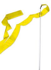 Yellow Gymnastics Ribbon Wand (fast shipping)
