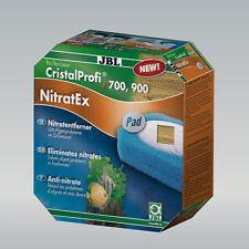 JBL Cristalprofi NITRATEX PAD E400 E700 E701 E900 E901 nitrato EX REMOVER Alghe