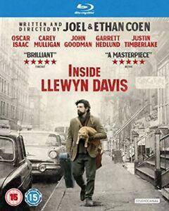 Inside Llewyn Davis [Blu-ray] [2014] [DVD][Region 2]