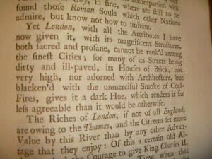 1737 Memoirs of the Baron de Pollnitz .. late travels from Prussia, 2 vol, 1st