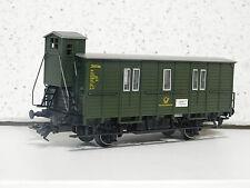 Marklin  PMS-60 45073 German Postal Museum Wagon 2008  Era III Packwagen NIB