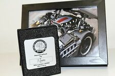 Original AMG Motoren Emblem Plakette Racers SL55 SL63 C63 S63 CL65 E63 CLK63