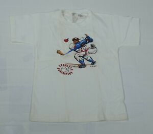 Vintage A Plus Kidswear Boys Complete Domination Baseball Graphic T-Shirt 4-6