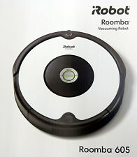 IROBOT Roomba 605 SAUGROBOTER, ASPIRAPOLVERE, ASPIRATORE ROBOT, ROBOT VACUUM CLEANER