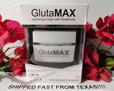 GlutaMAX Glutathione SKIN WHITENING LIGHTENING BLEACHING Face CREAM Gluta Max