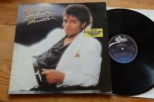 MICHAEL JACKSON Thriller LP EPIC EPC 85930 gatefold OIS