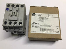Allen Bradley Rockwell 100-C09T10 9A Contactor 240V AC Coil 3 Pole 1N/O Aux