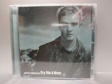 Cry Me A River by Justin Timberlake (CD Maxi-Single,2002,Jive Records) Brand New