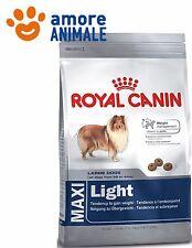 Royal Canin MAXI LIGHT 15 kg - Alimento per cane cani in sovrappeso