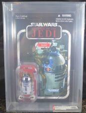 STAR WARS R2-D2 AFA U90 SDCC 2011 REVENGE OF THE JEDI EXCLUSIVE COMIC CON RARE