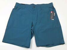 Under Armour Men's Microthread Golf Shorts Static Blue Size 40 $85