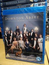 Downton Abbey The Movie 2019 Blu Ray UK Release BRAND NEW & SEALED