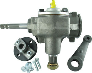 BORGESON Power To Manual Steering Box Conversion Kit P/N - 999001