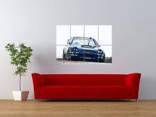 World Rally Subaru Inpreza WRC Sport Giant Wall Art Poster Print