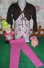 vêtements occasion fille 2 ans,gilet ZARA GIRL,tunique,leggins