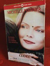 In Fondo al Cuore  (Usa 1999)  VHS CGG Video Michelle Pfeiffer, Treat Williams