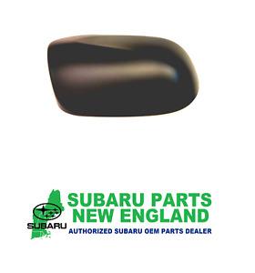 Genuine OEM 2011-2014 Subaru Legacy Outback Passenger Mirror Cover 91054AJ14A