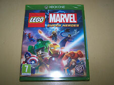 Lego Marvel Super Heroes  XBOX One **New & Sealed**