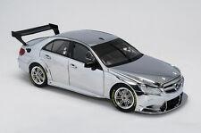 1:18 Biante - Mercedes-Benz E63 AMG Plain Body Prototype - Chrome LE