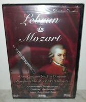 DVD LEBRUN / MOZART - OBOE CONCERTE NO.1 / SYM.NO 35 - NUOVO NEW