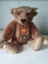 Steiff 1993 Limited Edition Pendant Watch Teddy Bear 606502