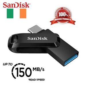 Sandisk Pen Drive Flash  64GB type-c usb3.1 OTG car U disk Type-C computer phone