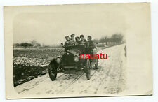Foto Auto Automobiel Oldtimer Mannheim 1916