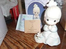 "MIB Precious Moments 1992 Members Only ""Sowing The Seeds Of Love"" PM922"