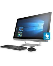 "HP 24-B237C ALL IN ONE  Intel Core i7-7700T 2.90GHz 8GB 1TB 23.8"" FHD Brand New!"