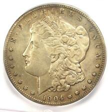 1904-S Morgan Silver Dollar $1 - ICG XF40 Details- Rare Date Certified Coin!