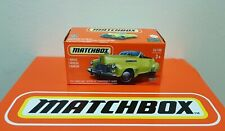 Matchbox - 1941 Cadillac Series 62 Convertible Coupe - POWER GRABS - 2021 CASE V