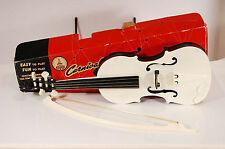 Vintage 1950's Carnival Violin Toy Original Box A Carnival Product