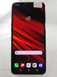 LG V50 ThinQ 5G LM-V450 128GB Verizon AT&T GSM Unlocked Smartphone Black X134