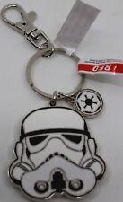 Disney Parks Star Wars weißer Stormtrooper Schlüsselanhänger 12cm x 4,5cm NEU
