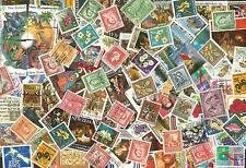 A Collection Of 100 Different NEW ZEALAND Stamps In Used Condition