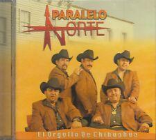 Paralelo Norte El Orgullo De Chihuahua CD New Sealed