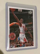 Michael Jordan Upper Deck 2008 UD Legends 206 Chicago Bulls NBA