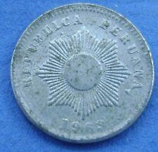 1963 Peru - Peru 1 Un Centavo 1963