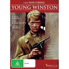 Young Winston - Robert Shaw New and Sealed DVD PREORDER RELEASED NOV 4TH