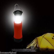 LINTERNA LAMPARA  LED  PARA CAMPING DEPORTES CAMPO 2 FUNCIONES