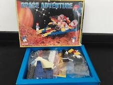 Atco space adventures series 8402  brick construction set SEALED vintage