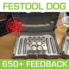 Festool Perro completamente cargado en Systainer.