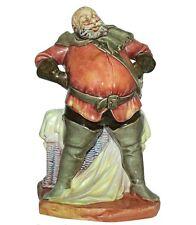 Royal Doulton Falstaff Porcelan Figurine Hn - 2054 Copr 1949
